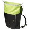 Basil Miles Daypack Gepäckträger Tasche 14l black lime